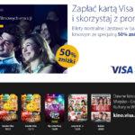 Objazdowe Kino Visa zaprasza!
