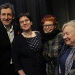 Śpiew obniża ciśnienie i oczyszcza wątrobę… Koncertowa terapia Macieja Miecznikowskiego w Więcborku